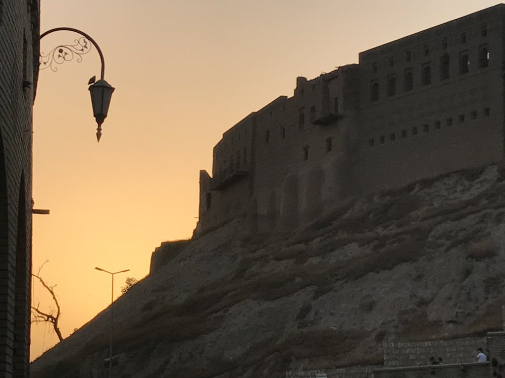 The Citadel in Erbil