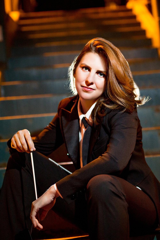 Lidiya Yankovskaya, conductor