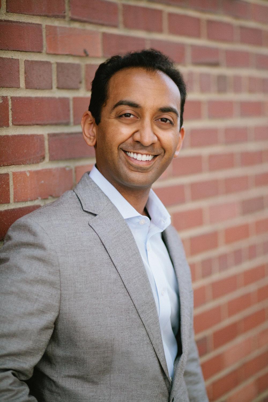 Sameer Patel. conductor