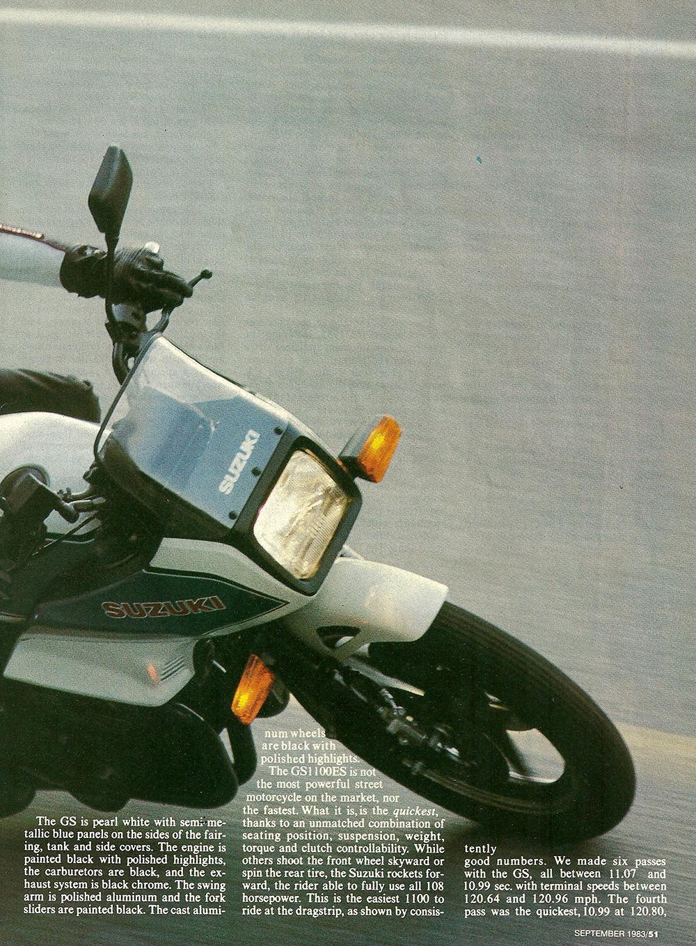 1983 Suzuki GS1100E road test 02.jpg