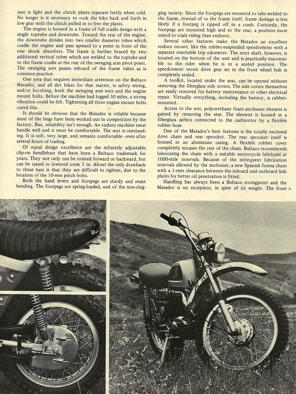 1971 Bultaco Matador 250 road test 02.jpg