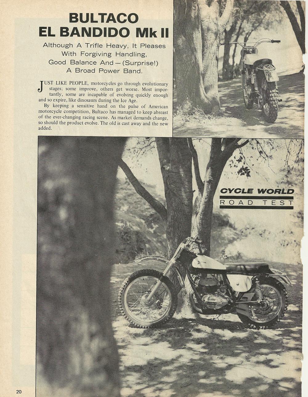 1969 Bultaco El Bandido MK 2 Road test 1.jpg