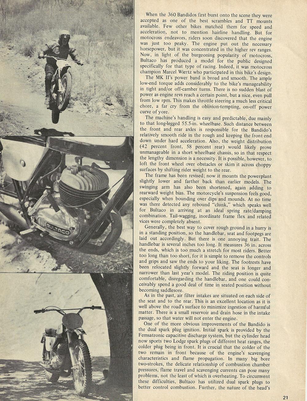 1969 Bultaco El Bandido MK 2 Road test 2.jpg