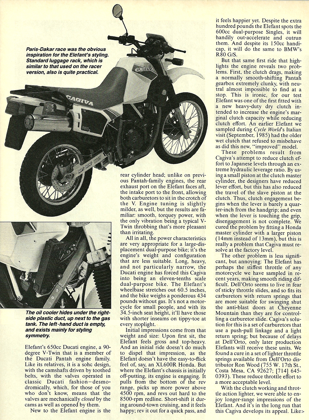 1985 Cagiva 650 Elefant road test 03.jpg