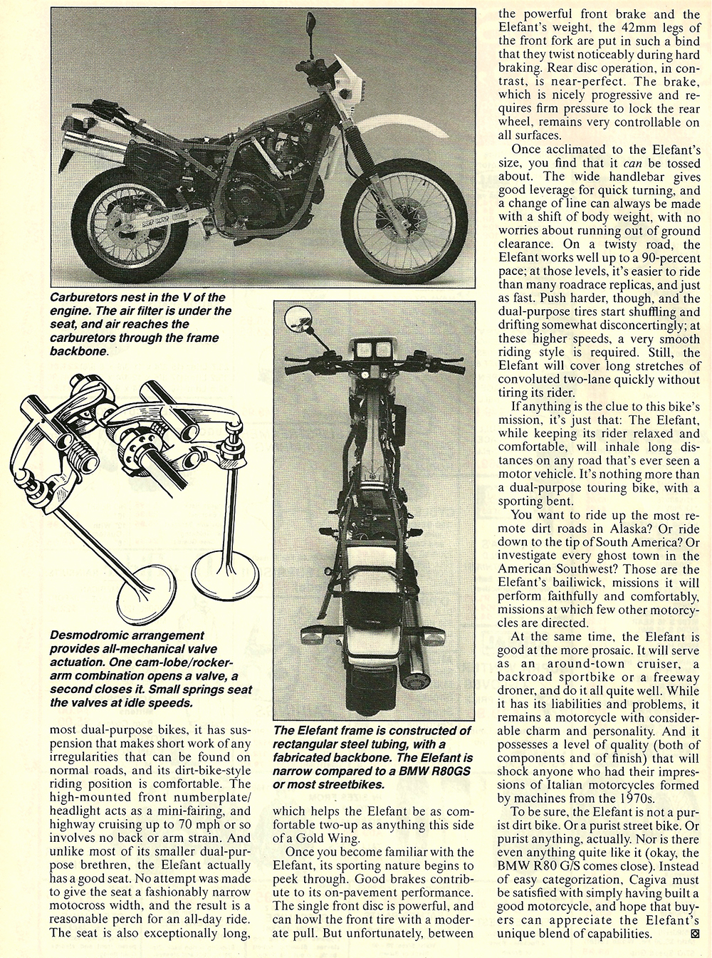 1985 Cagiva 650 Elefant road test 04.jpg