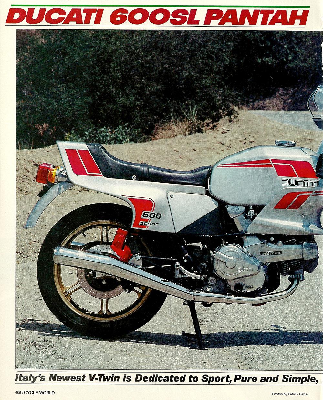 1982 Ducati 600SL Pantah road test 01.jpg