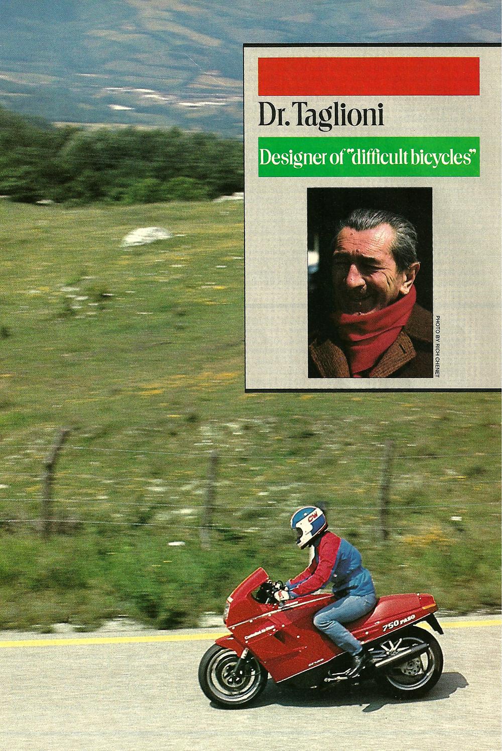 1986 Cagiva-Ducati 750 Paso road test 07.jpg