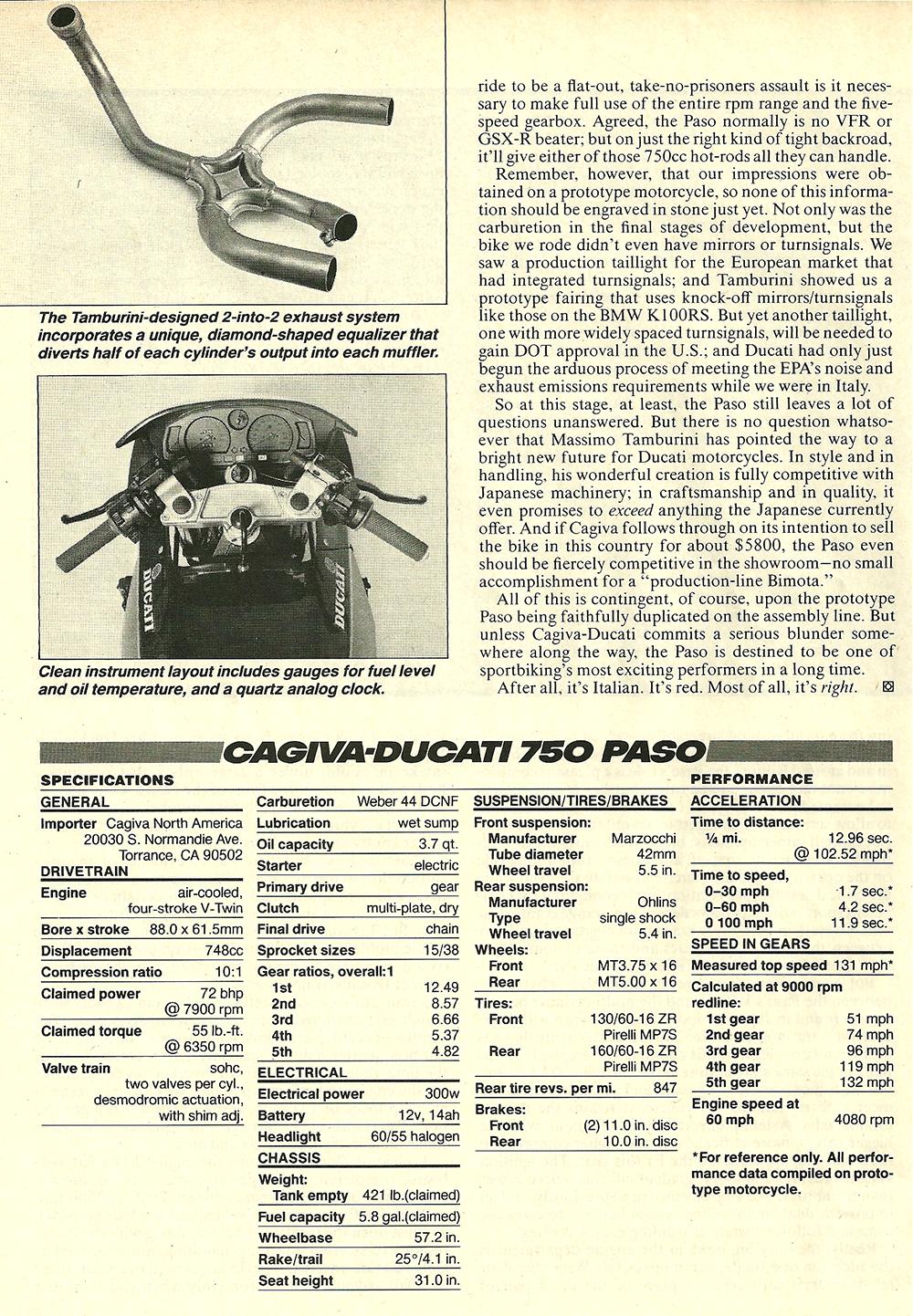 1986 Cagiva-Ducati 750 Paso road test 09.jpg