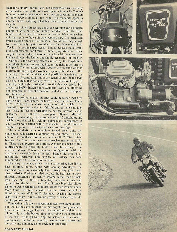 1969 Moto Guzzi 750 Ambassador road test 3.jpg