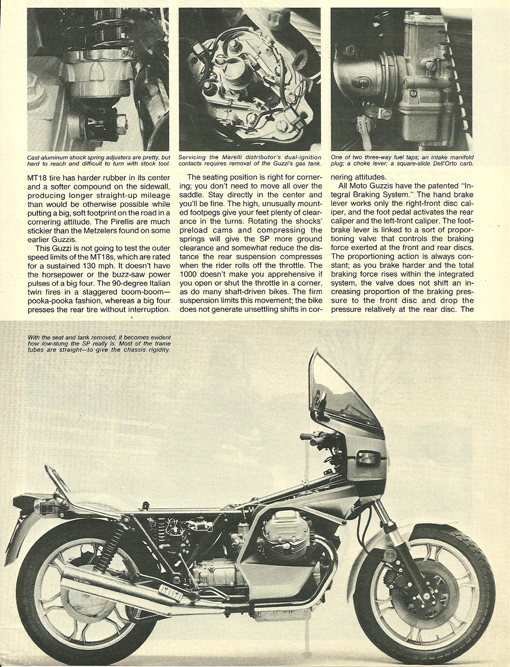 1979 Moto Guzzi 1000 SP road test 06.jpg