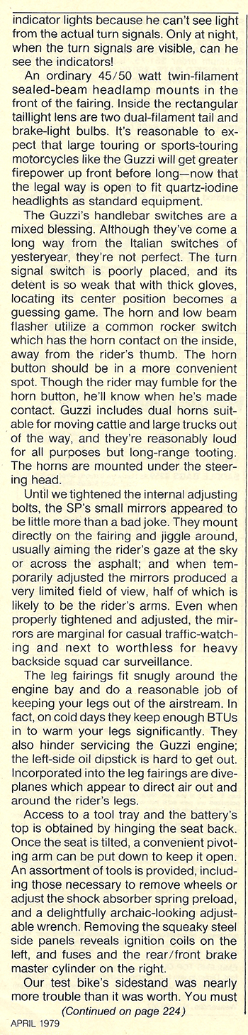 1979 Moto Guzzi 1000 SP road test 11.jpg