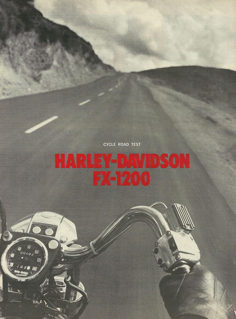1973 Harley FX1200 road test 1.JPG