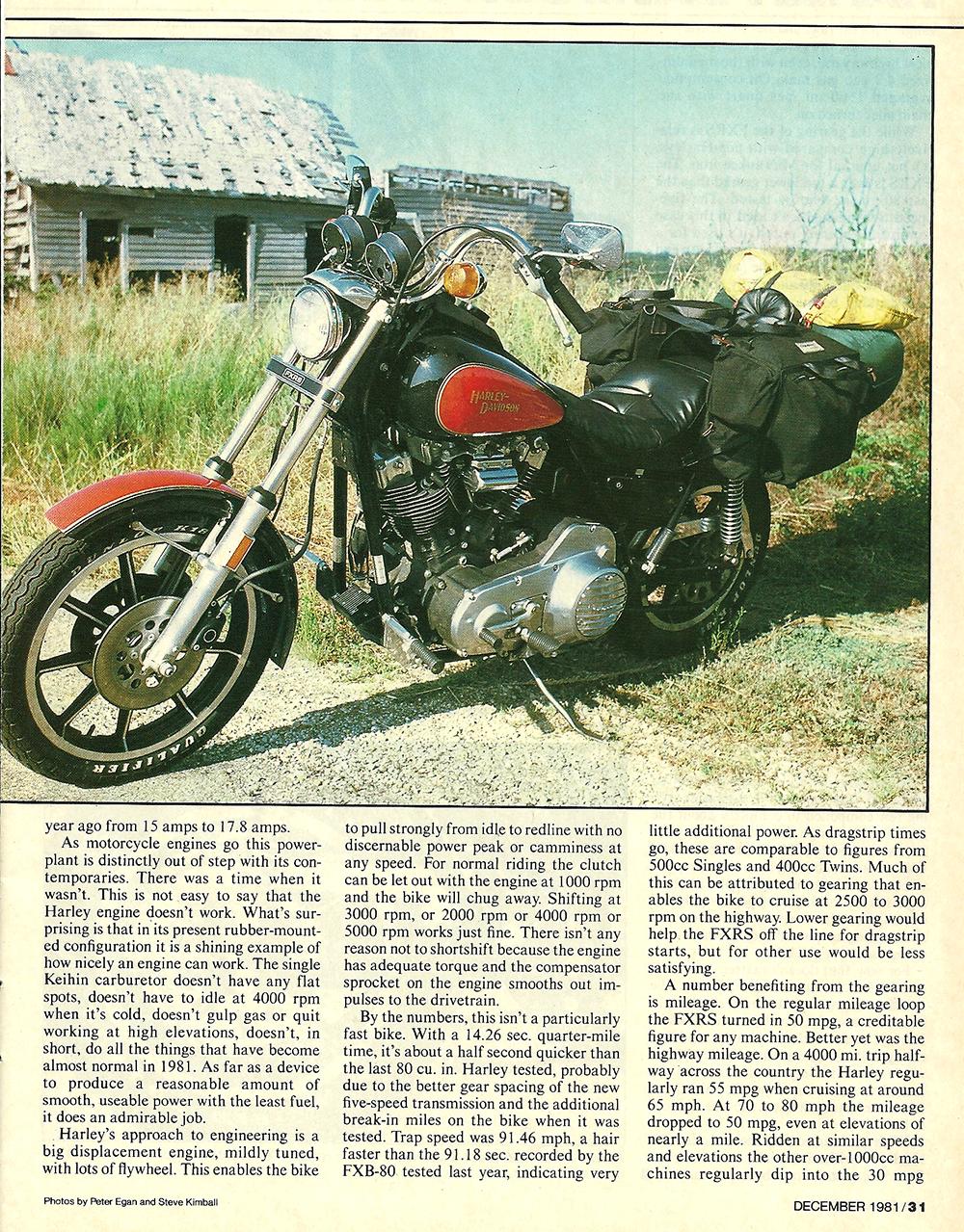 1981 Harley-Davidson FXRS road test 4.jpg
