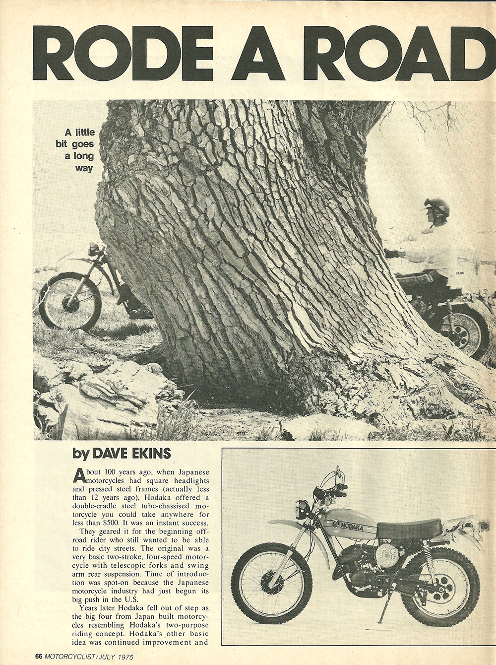 1975 Hodaka Road Toad 100 road test 1.jpg