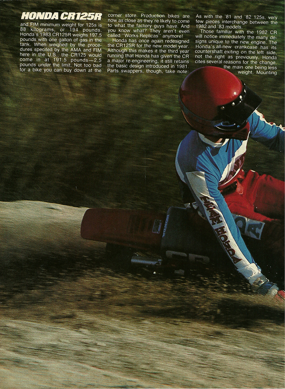 1983 Honda CR125R road test 3.jpg
