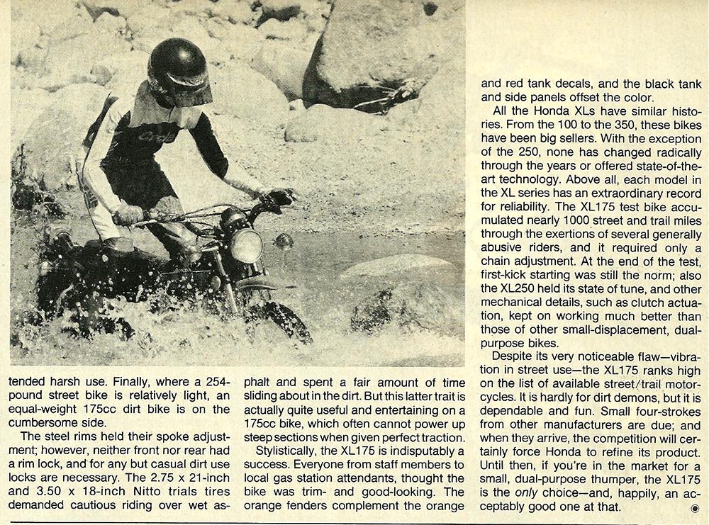 1978 Honda XL175 road test 05.jpg