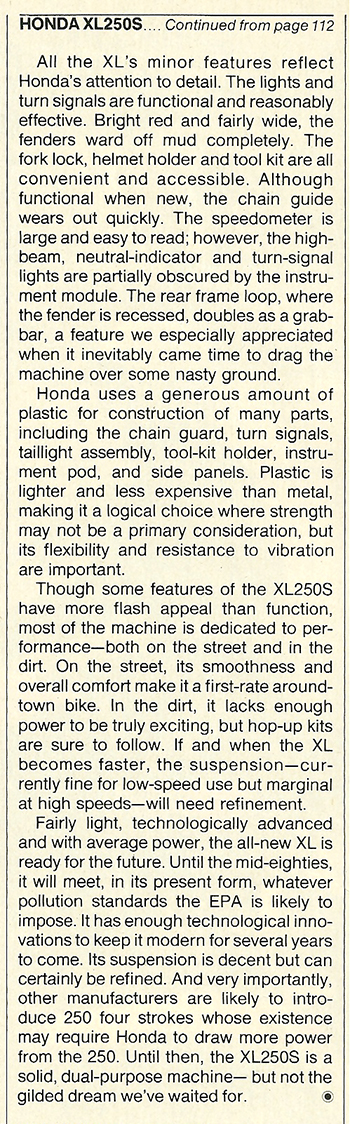 1978 Honda XL250S road test 10.jpg