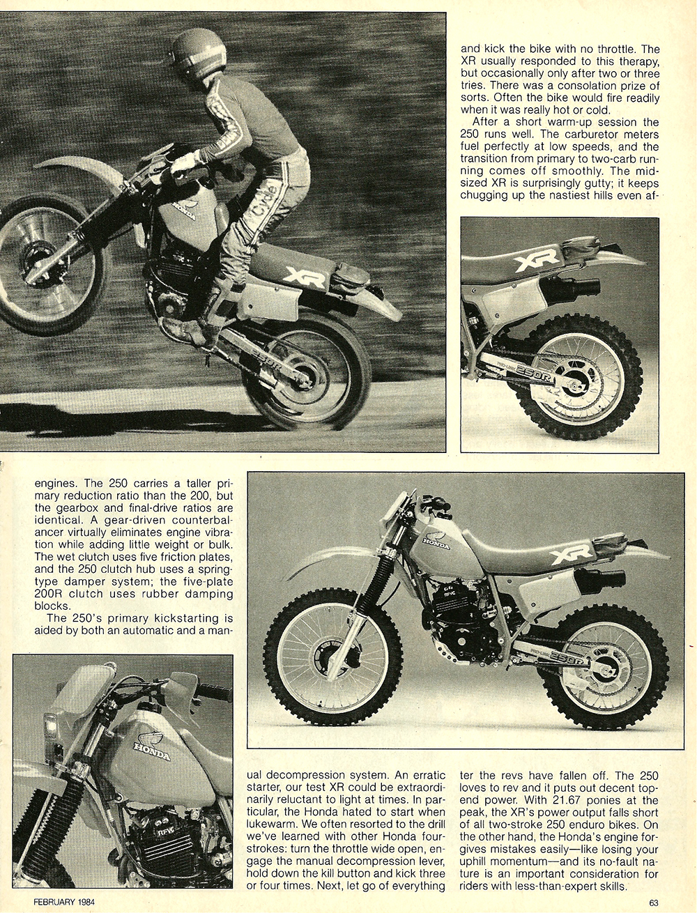 1984 Honda XR250R road test 4.jpg