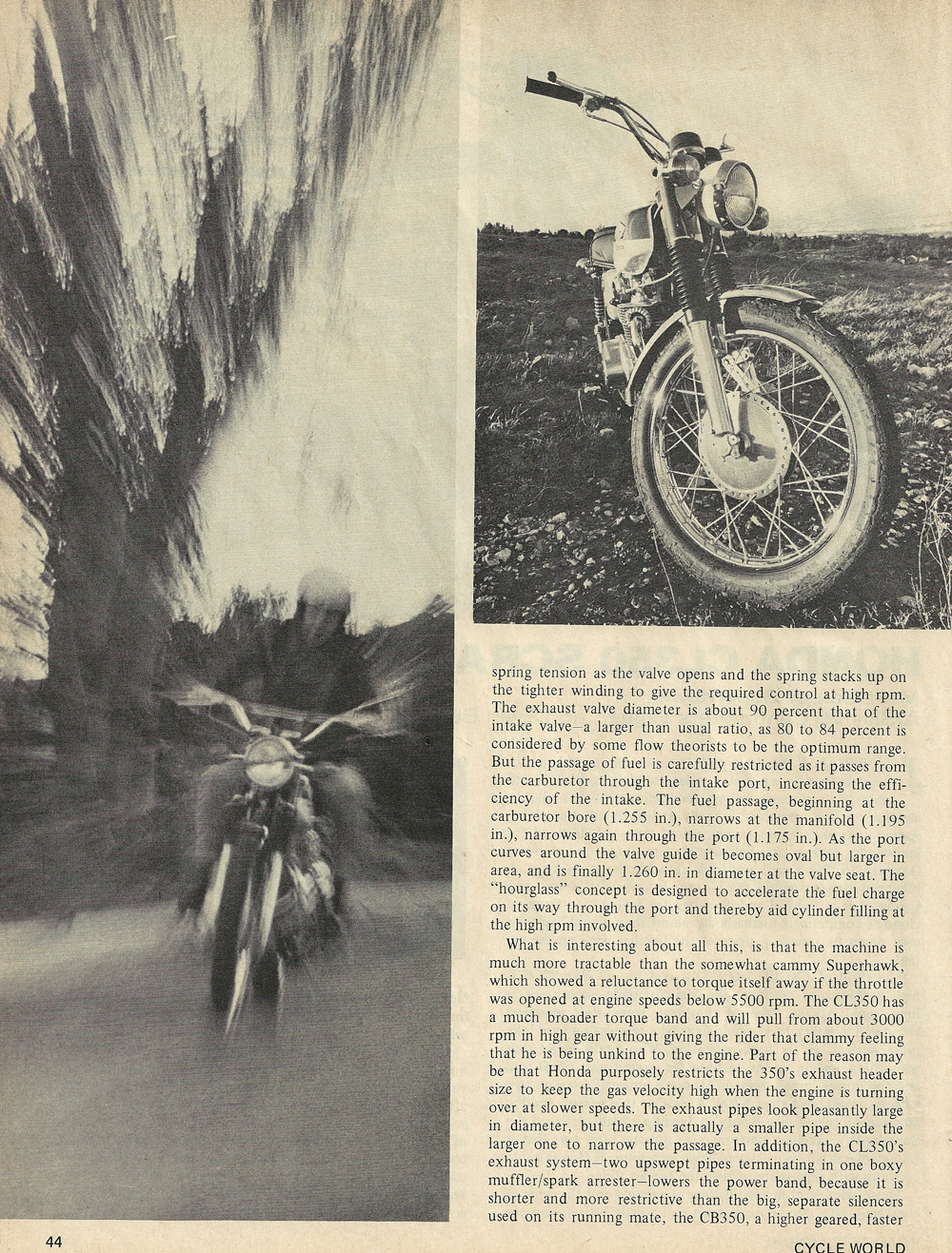 1969 Honda CL350 Scrambler road test 2.jpg