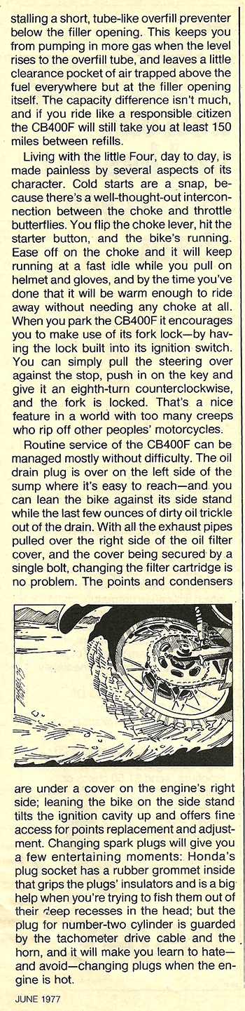1977 Honda CB400F road test 09.jpg