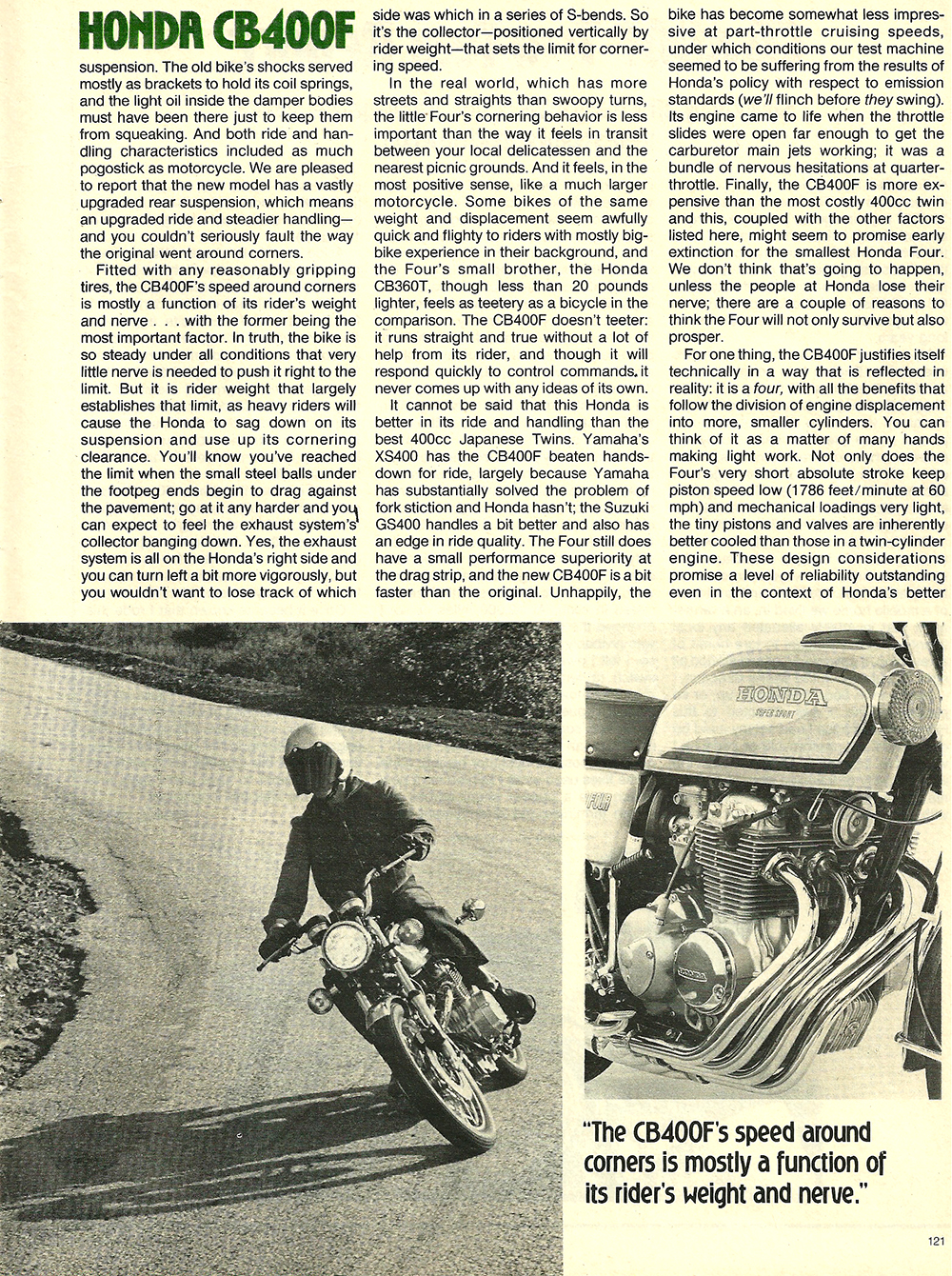 1977 Honda CB400F road test 05.jpg
