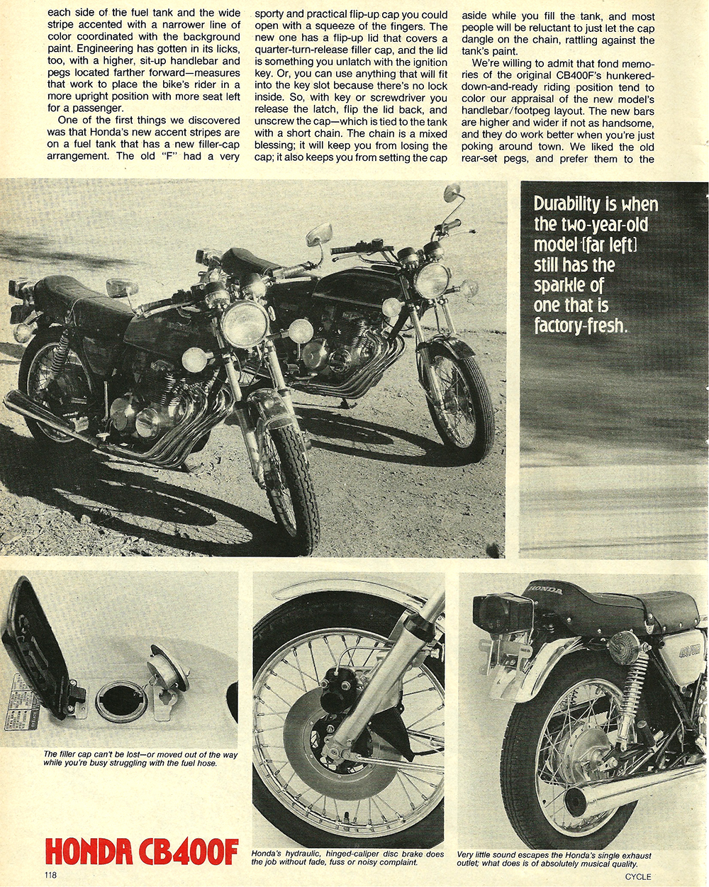 1977 Honda CB400F road test 02.jpg