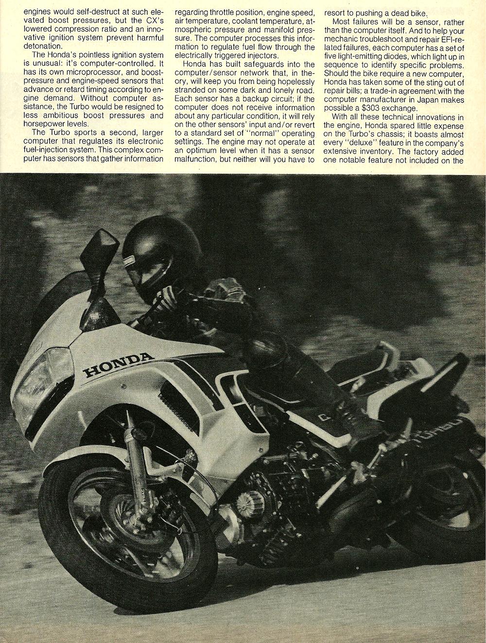 1982 Honda CX500TC Turbo road test 04.jpg