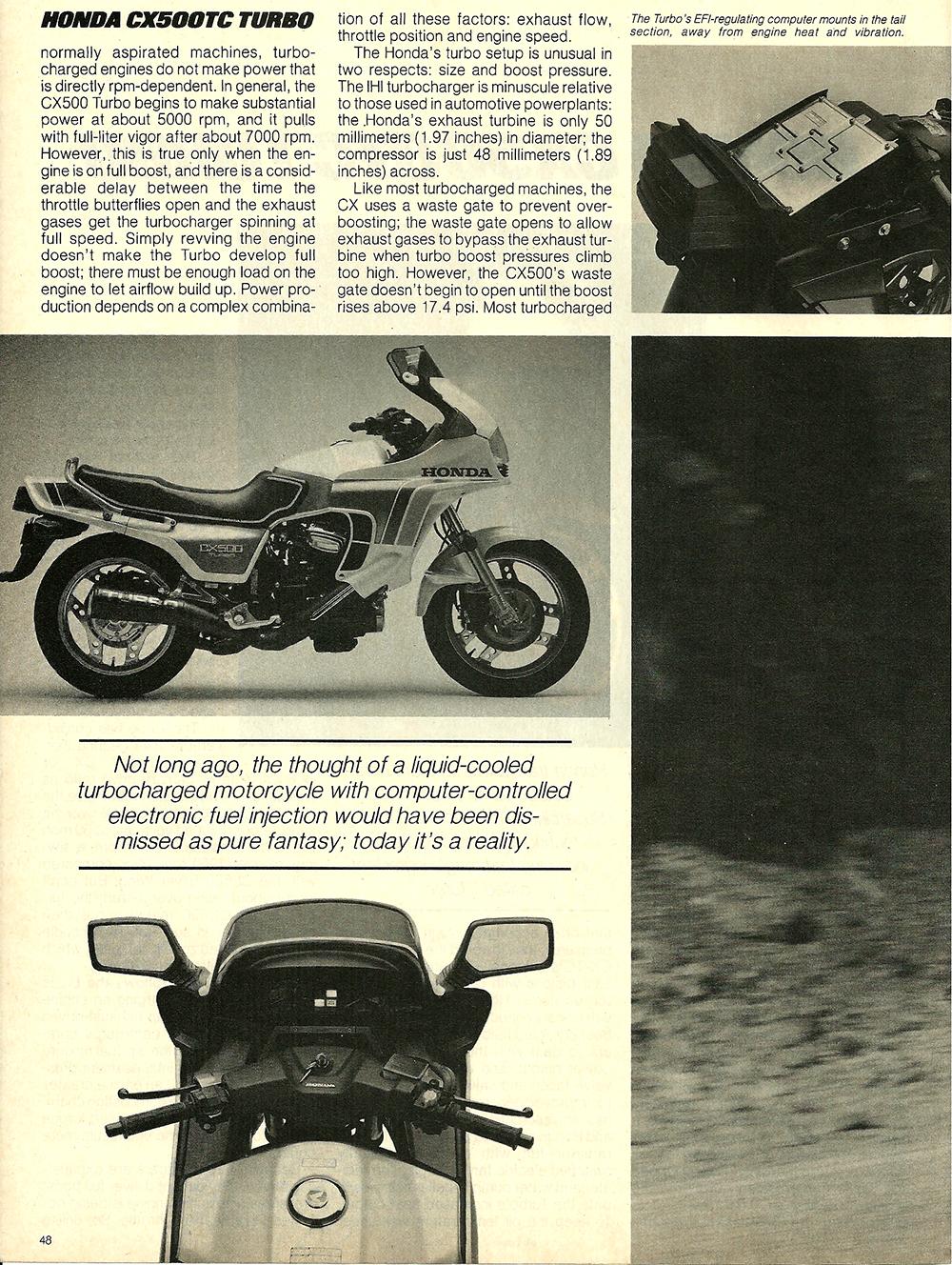 1982 Honda CX500TC Turbo road test 03.jpg