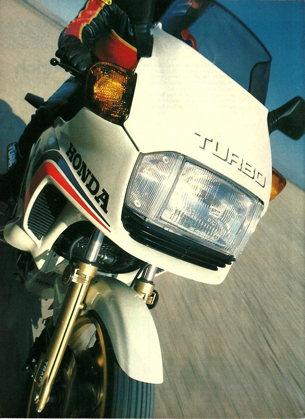 1982 Honda CX500TC Turbo road test 01.jpg