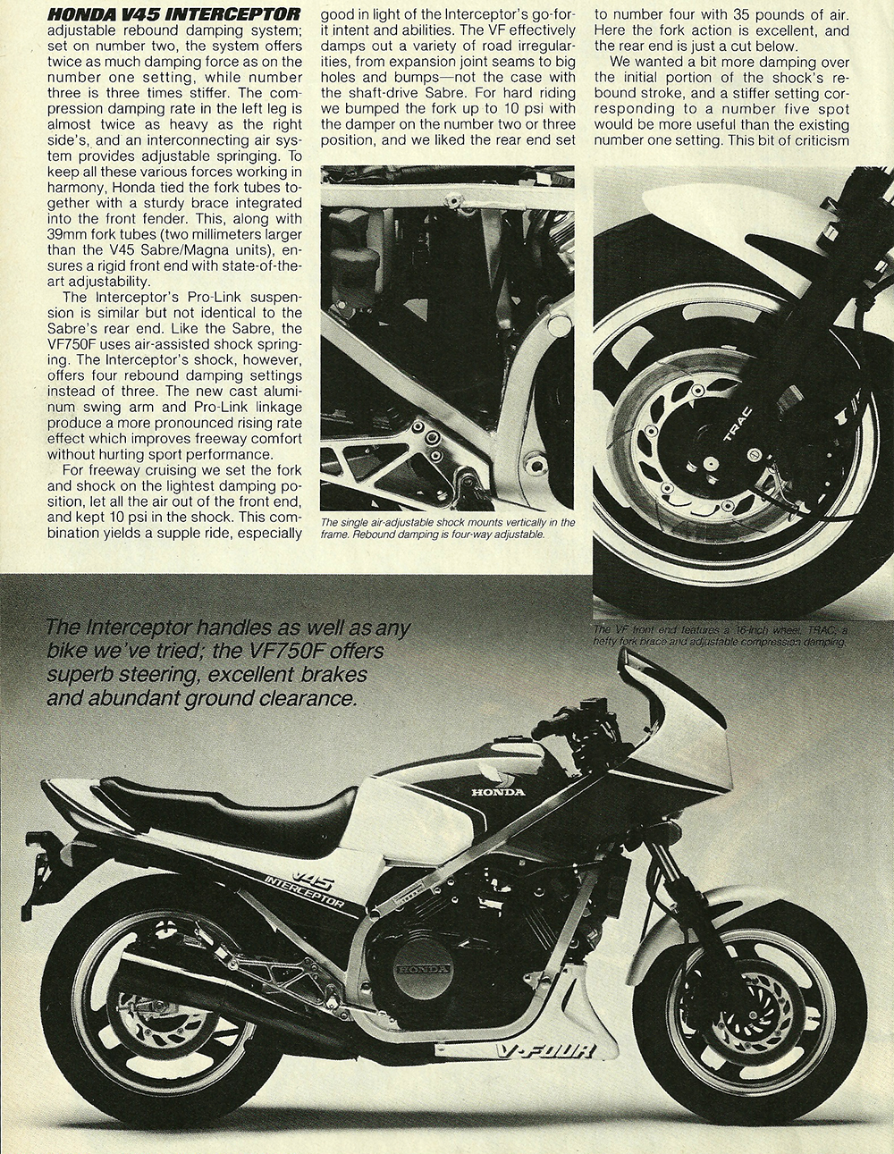 1983 Honda V45 Interceptor road test 05.jpg