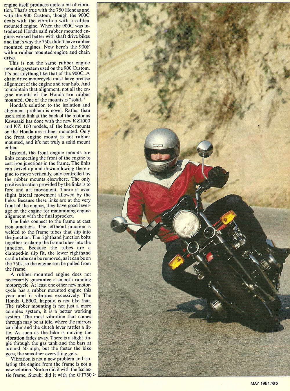 1981 CB900F Super Sport road test 3.jpg