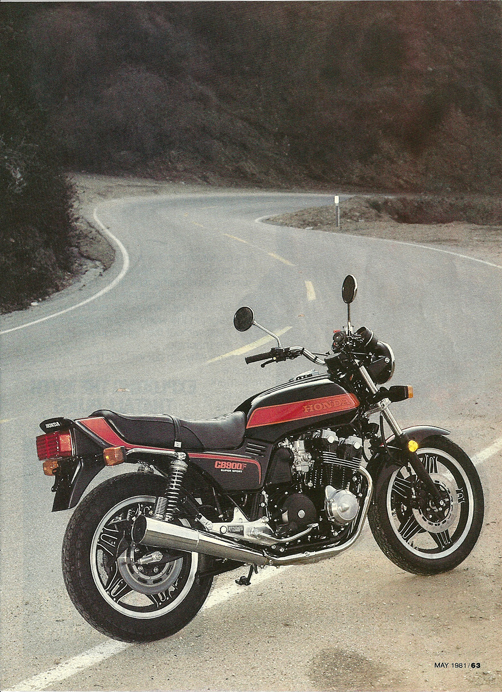1981 CB900F Super Sport road test 2.jpg