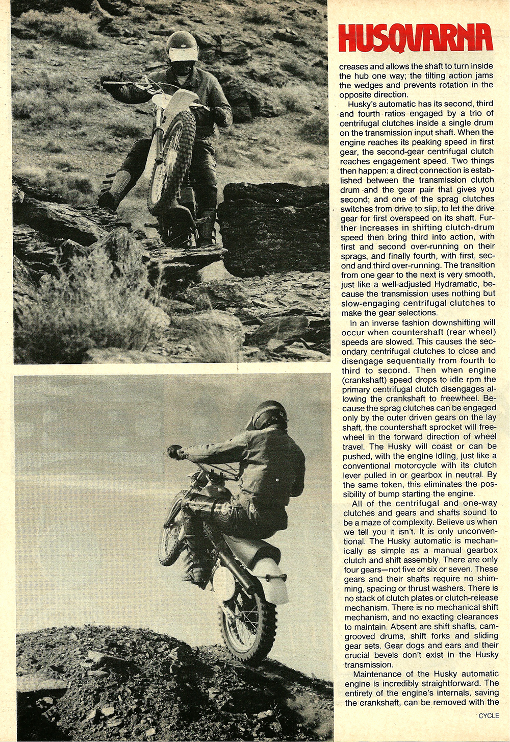 1977 Husqvarna Automatic 360 road test 5.jpg