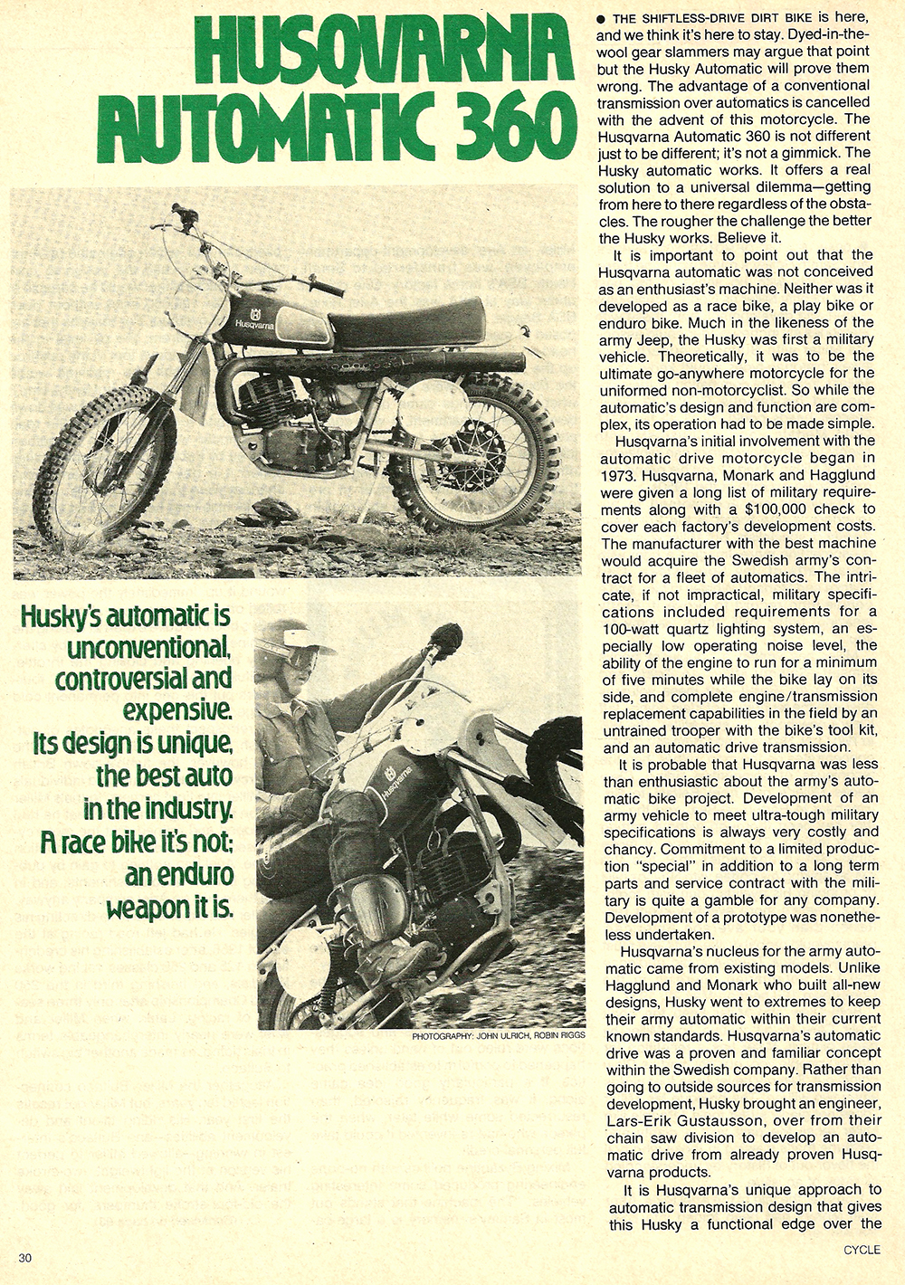 1977 Husqvarna Automatic 360 road test 1.jpg