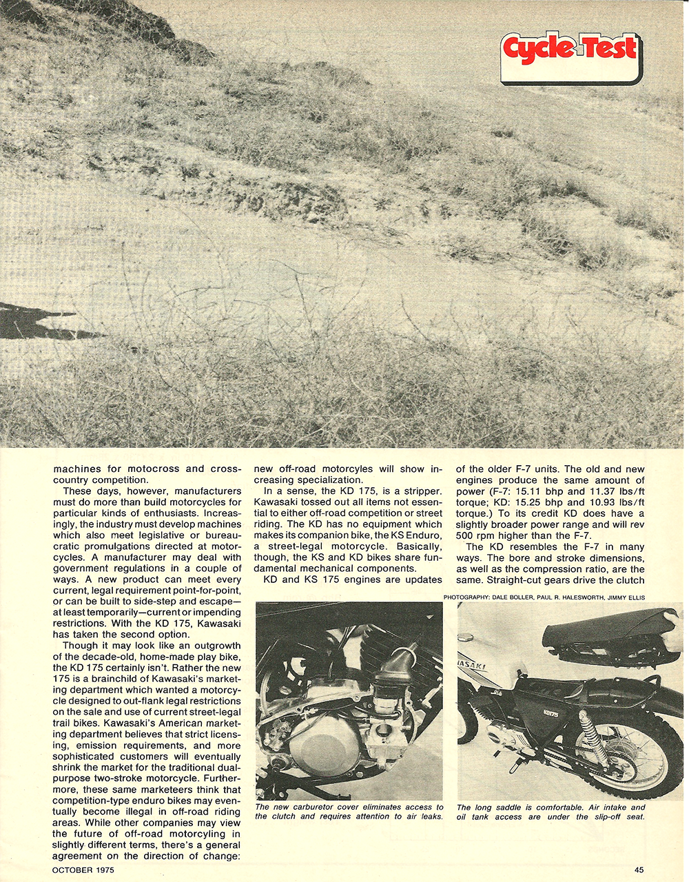 1975 Kawasaki KD 175 road test 2.png