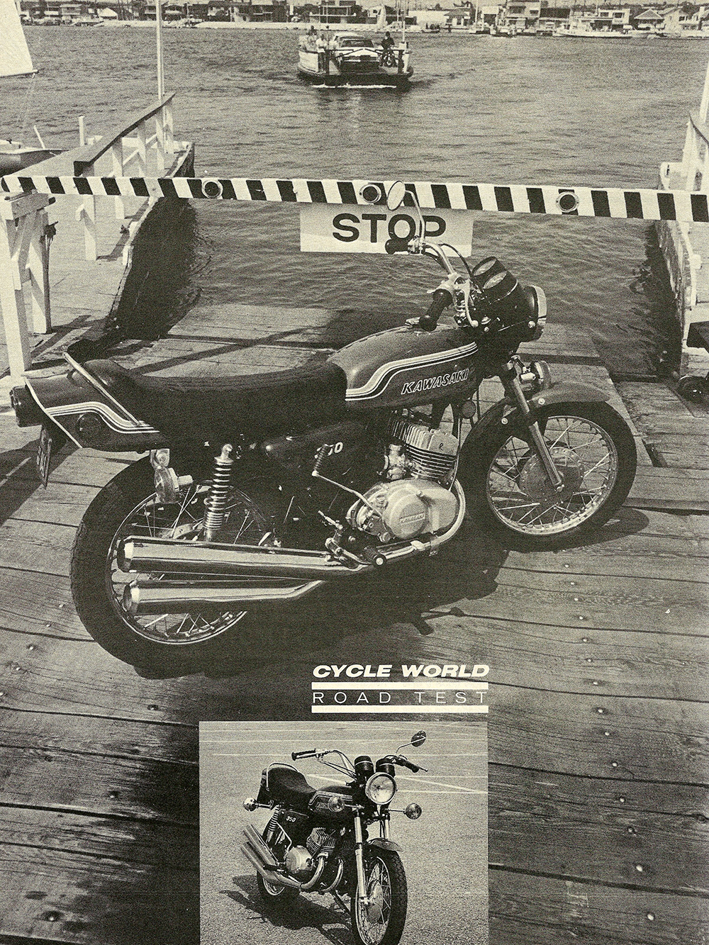 1971 Kawasaki 350 S2 road test 01.jpg