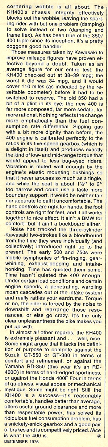 1976 Kawasaki KH400 road test 6.jpg