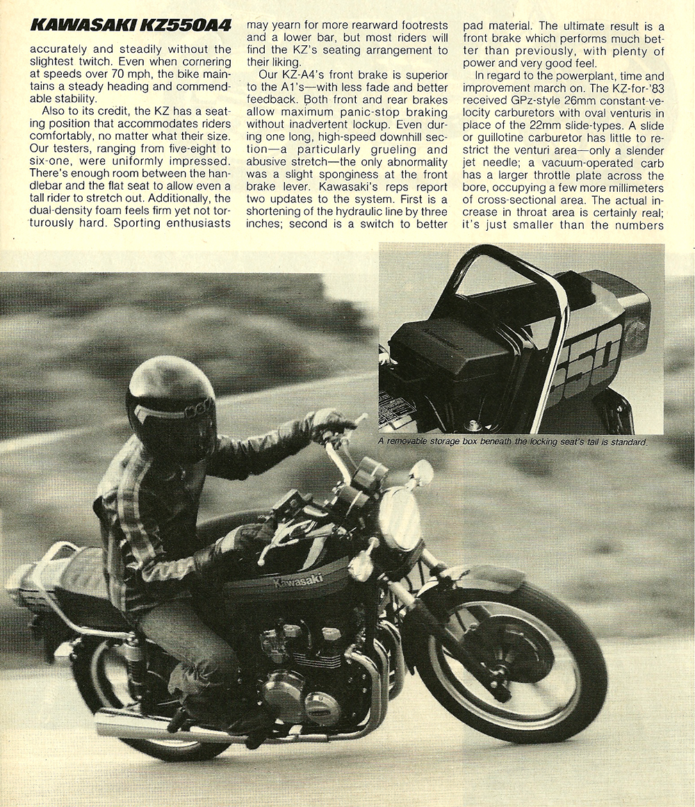 1983 Kawasaki KZ550 A4 road test 4.jpg