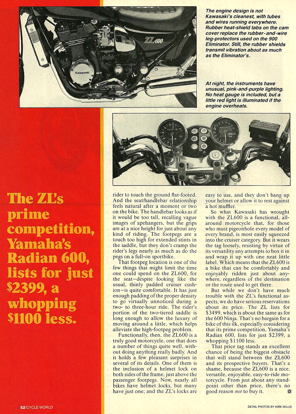 1986 Kawasaki ZL600 Eliminator road test 05.jpg