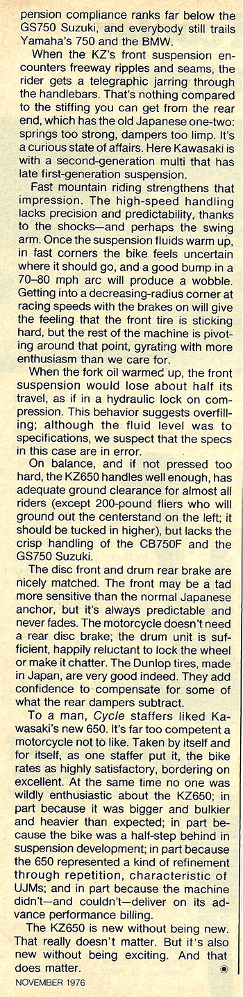1976 Kawasaki KZ650 road test 10.jpg