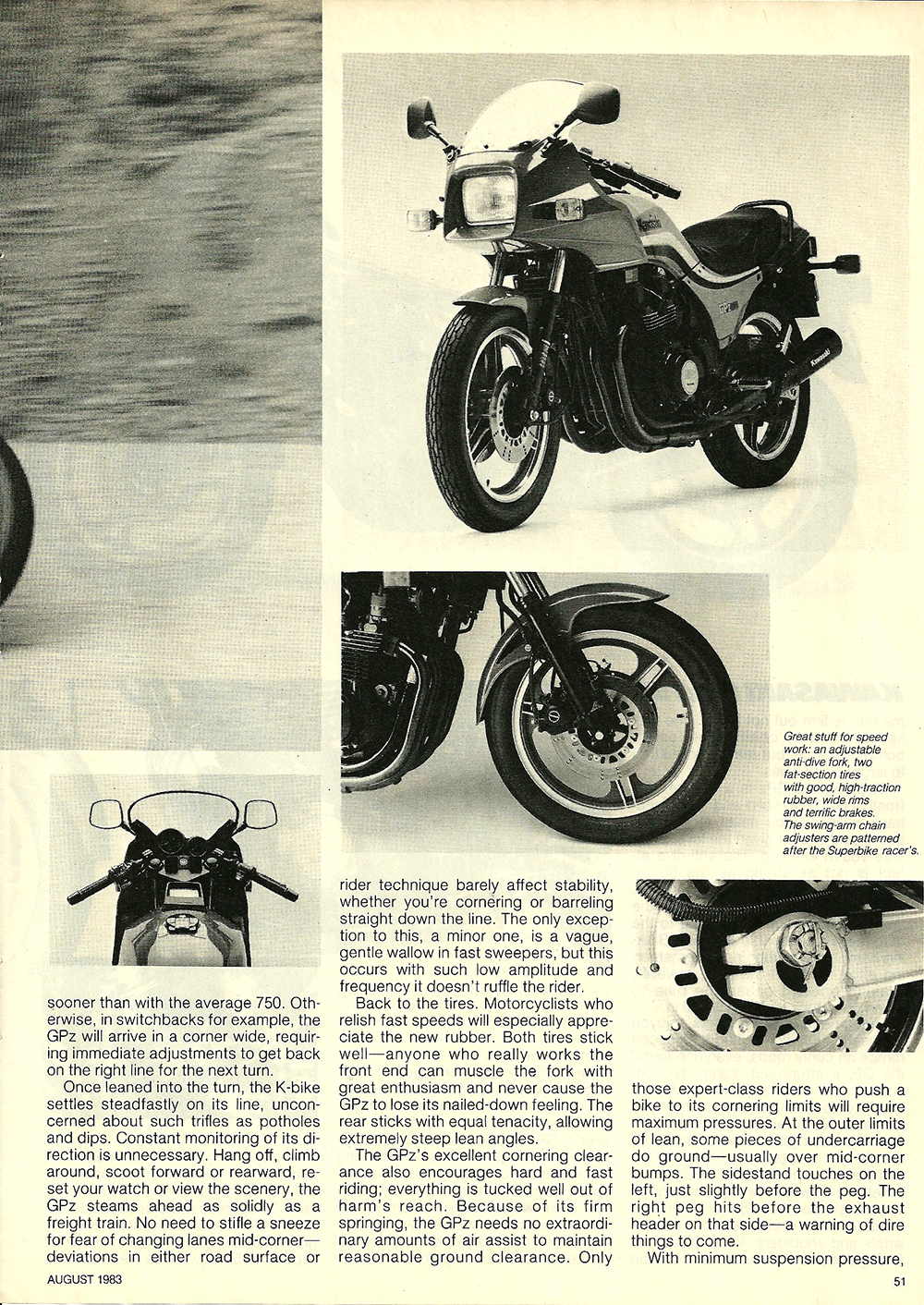 1983 Kawasaki GPz 750 road test 4.jpg