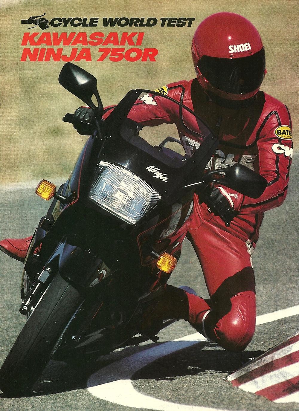 1986 Kawasaki Ninja 750R road test 01.jpg
