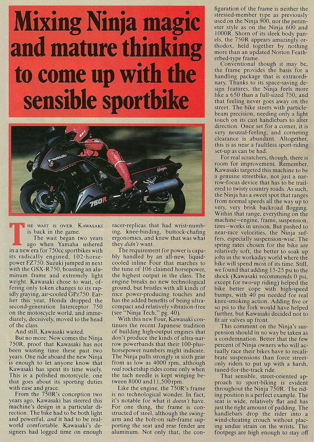 1986 Kawasaki Ninja 750R road test 02.jpg