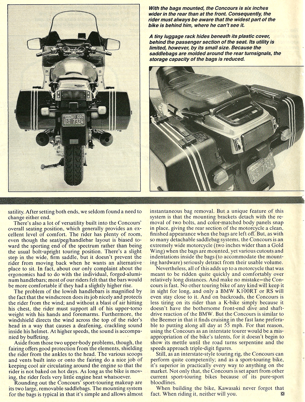 1986 Kawasaki 1000 Concours road test 05.jpg