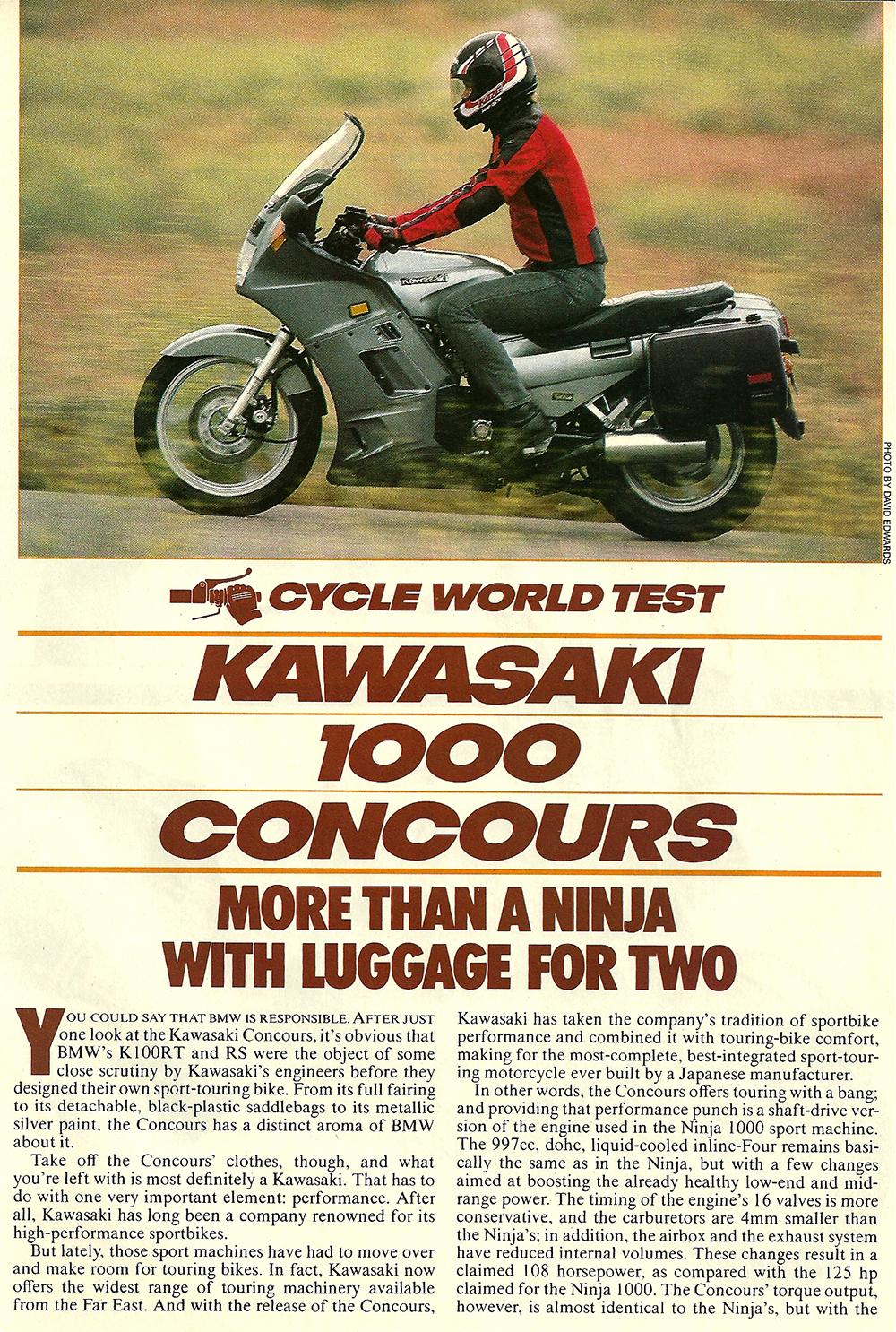1986 Kawasaki 1000 Concours road test 02.jpg