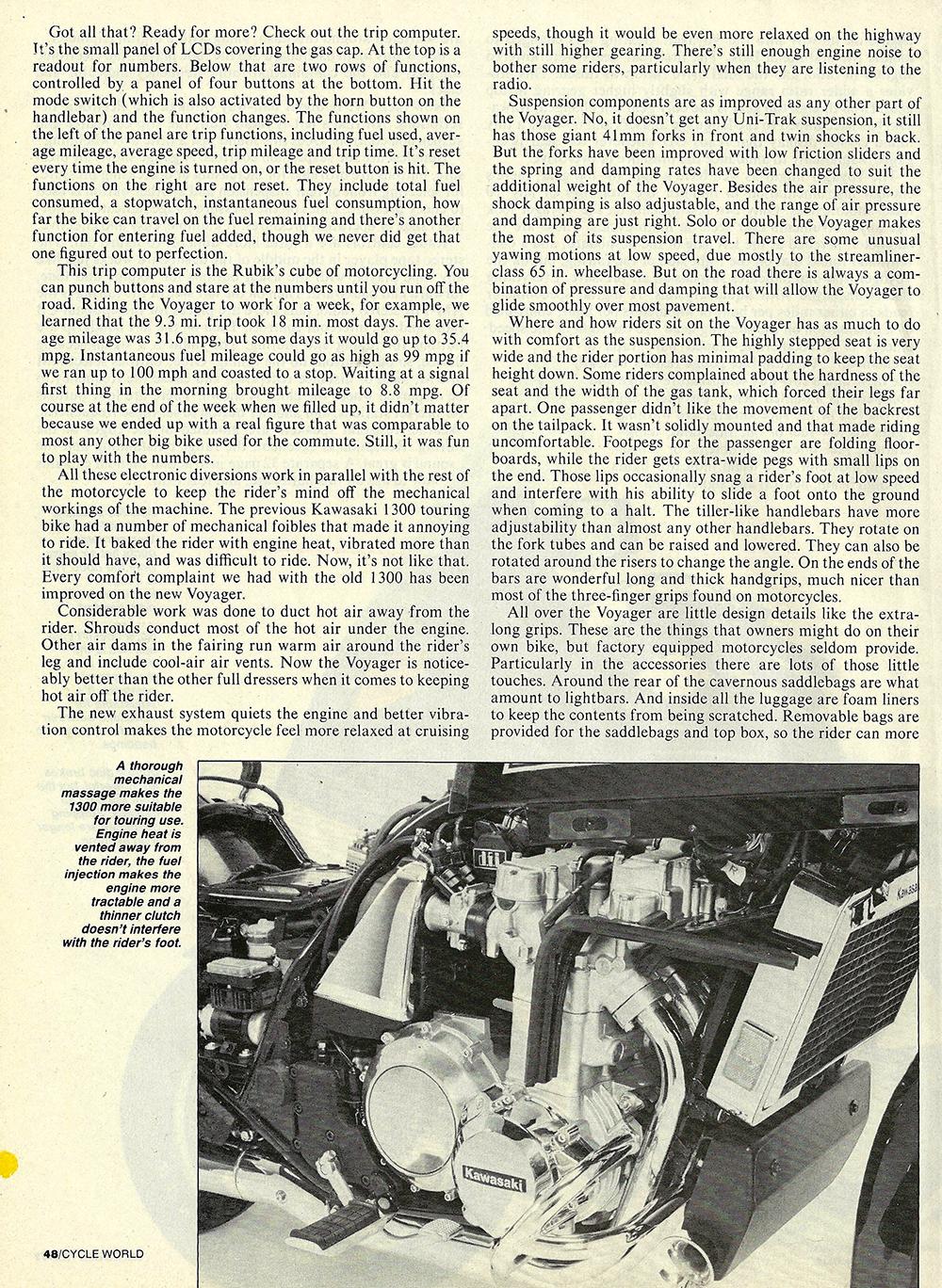 1983 Kawasaki Voyager 1300 road test 05.jpg