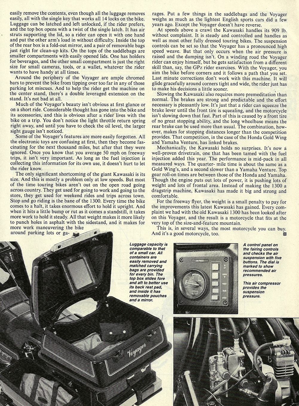 1983 Kawasaki Voyager 1300 road test 06.jpg