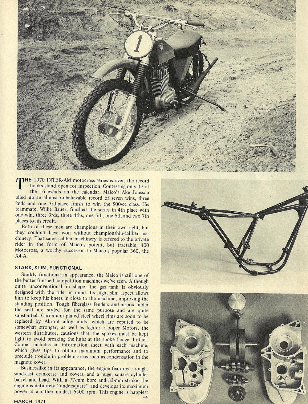 1971 Maico 400 Motocross road test 02.jpg
