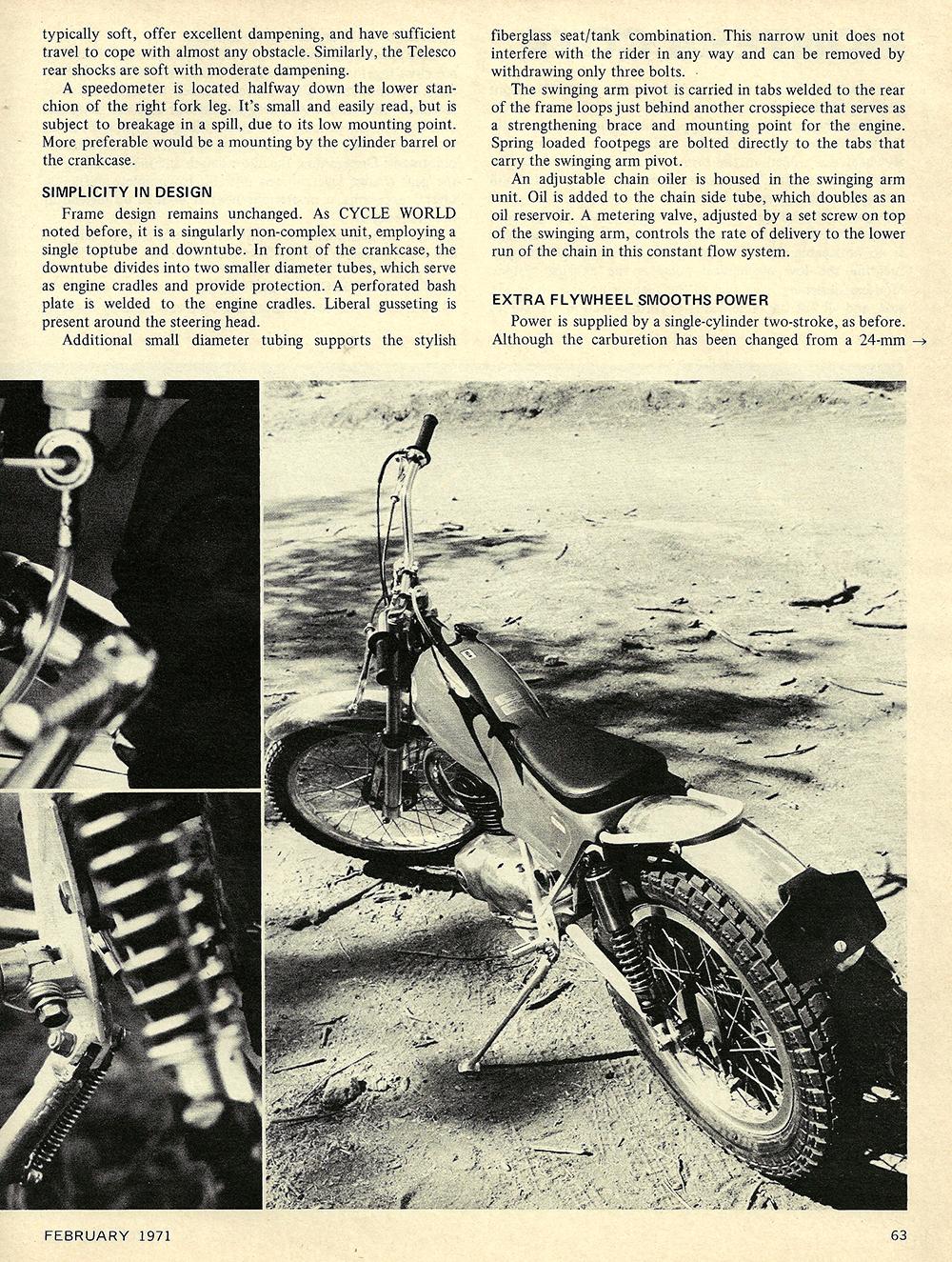 1971 Montesa Cota 247 road test 02.jpg