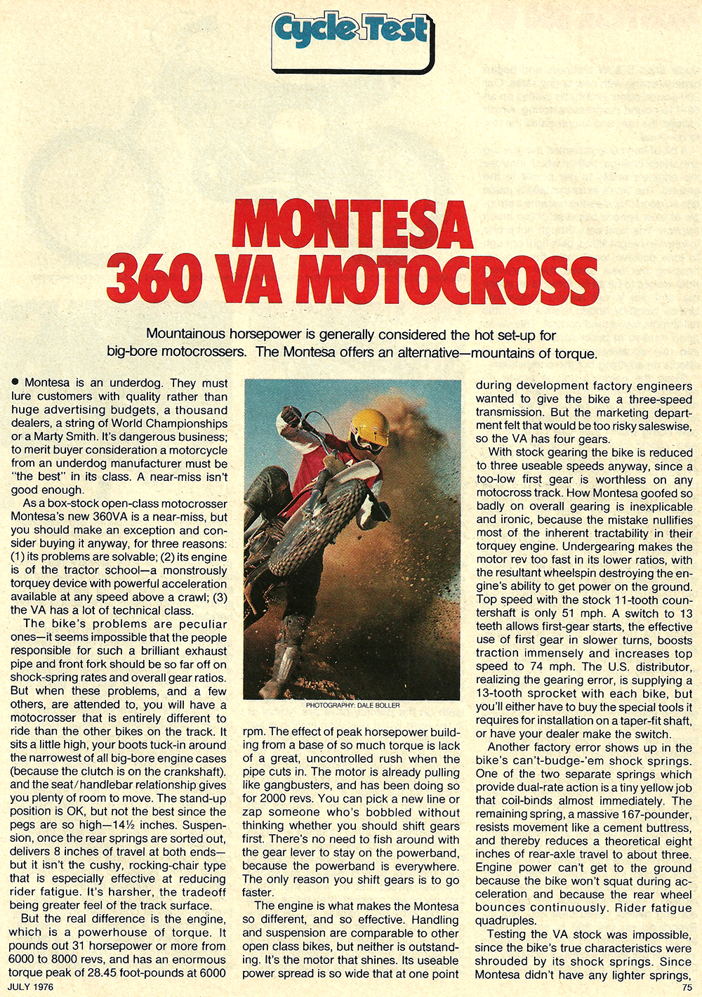1976 Montesa 360 VA road test 2.jpg